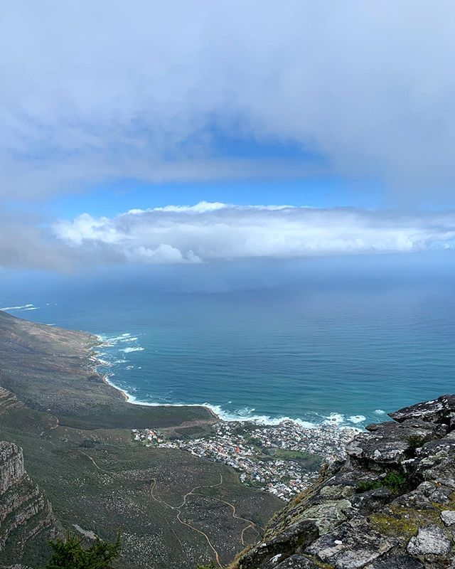 """In every walk with nature, one receives far more than (s)he seeks."" . Was honestly terrified going up this mountain, came completely unprepared for how cold it was, and was still absolutely stunned by this view. . . . . . . . . #TableMountain #capetown #nature_captures #nature #nature_lovers #nature_special_ #nature_brilliance #nature_up_close #naturelovers #nature_good #natures #naturegeography #nature_of_our_world #naturelover_gr #natureart #nature_prefection #nature_photo #naturephotography #nature_cuties #naturepic #nature_sultans #nature_perfection #nature_seekers #nature_shooters #naturelover"