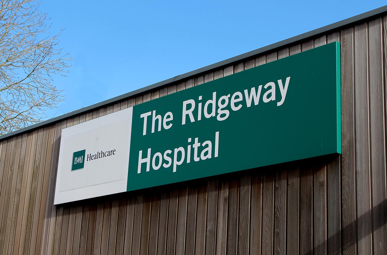 The Ridgeway Hospital