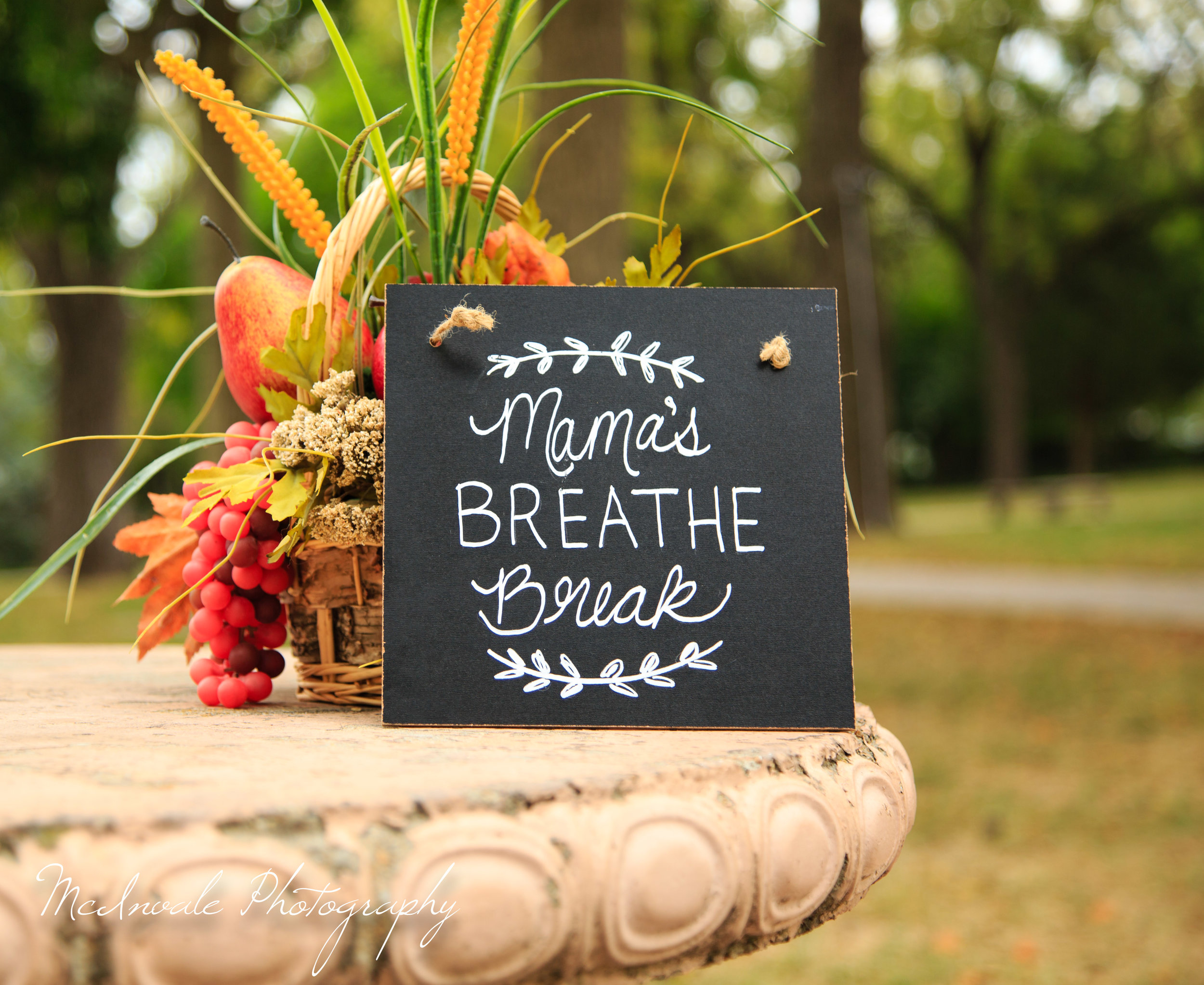 Mama's Breathe Break - Fundraising event for the Cystic Fibrosis Foundation - Sponsored by Bubba's Breath Team