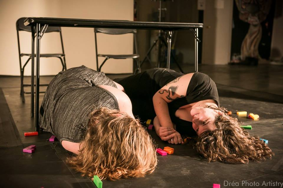 Molly McCambridge + Gaby Soto-Lemus, Photo by Drea Photo Artistry
