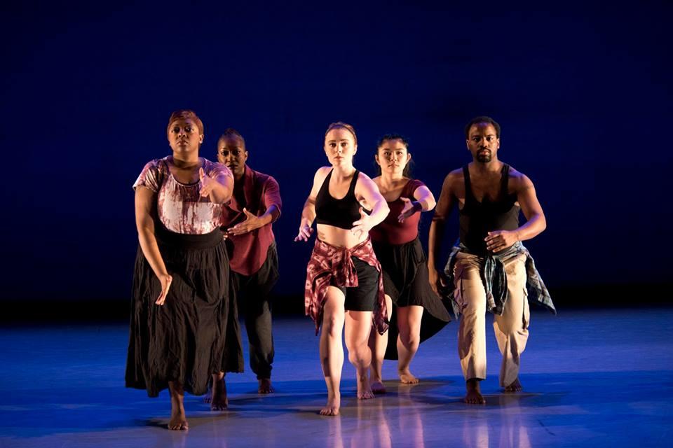 JOYEMOVEMENT Dance Company, Photo by Taylor Skala