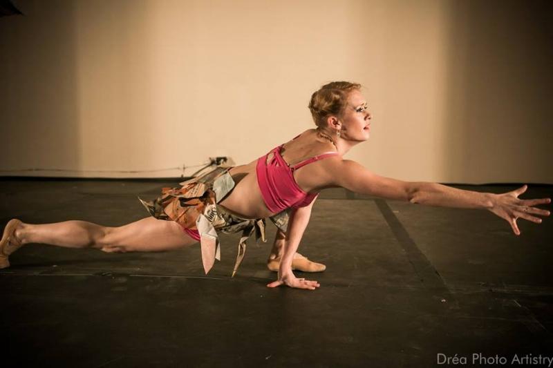 Sarah Hayes Harkins (ladyfestCLT 2016), Photo by Drea Photo Artistry