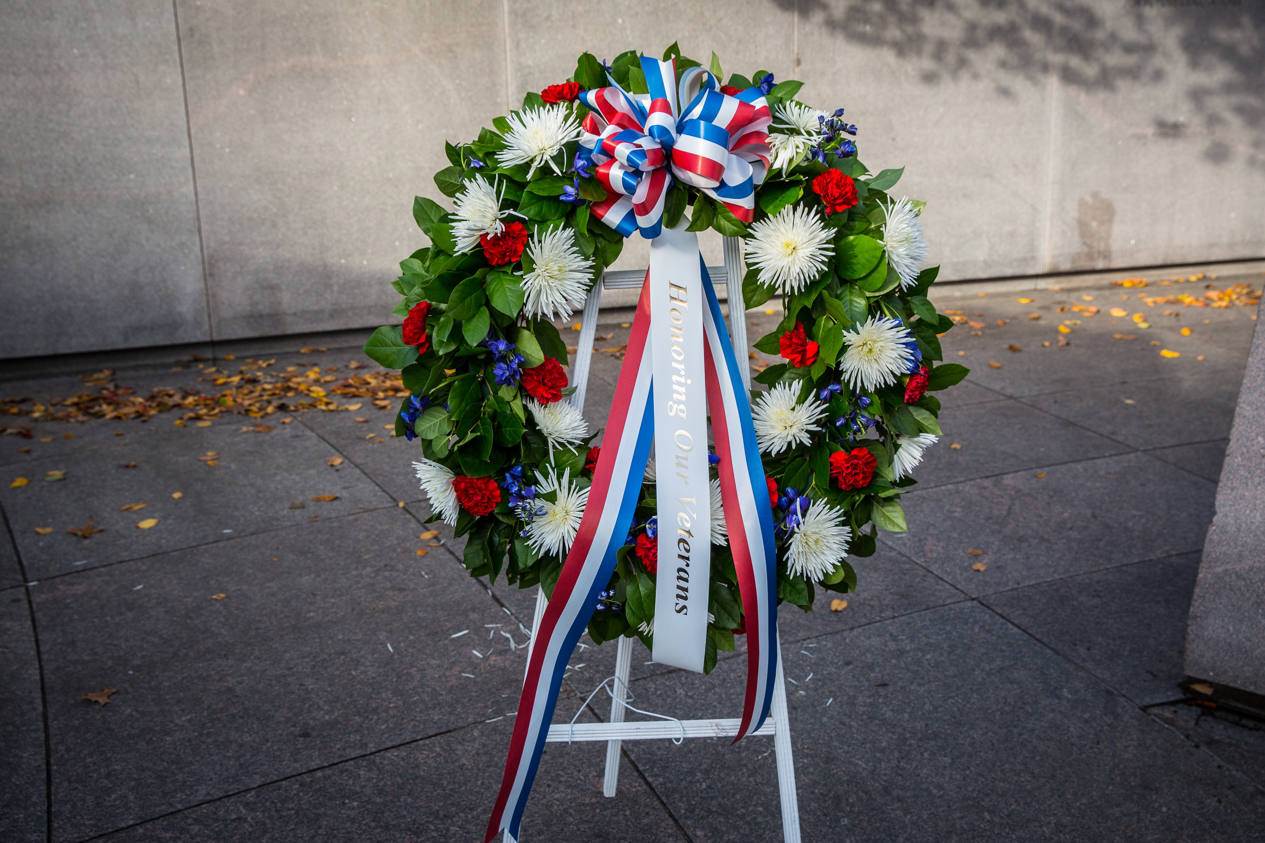 CLICK HERE  to read about the names carved into the Wall of Honor.