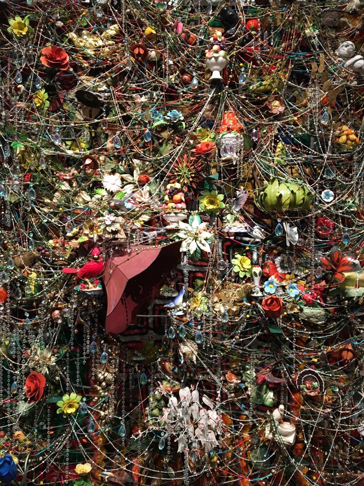 Nick Cave, Wall Relief, 2013
