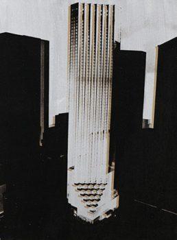 Andy Warhol,  Trump Tower , 1981