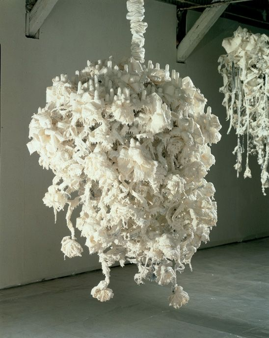 Petah Coyne,  Untitled #875S-96/7 , 1996–97, mixed media, 67 1/2 × 55 × 38 inches. Courtesy of Galerie Lelong, New York.