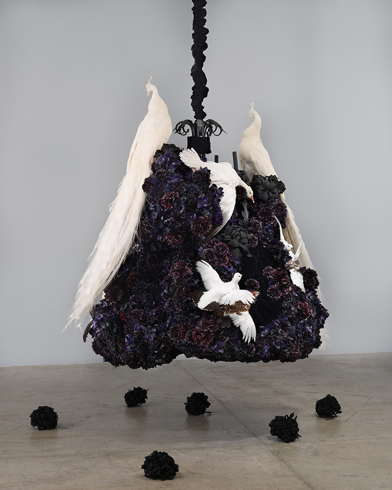 Petah Coyne,  Untitled #1375 (No Reason Except Love)