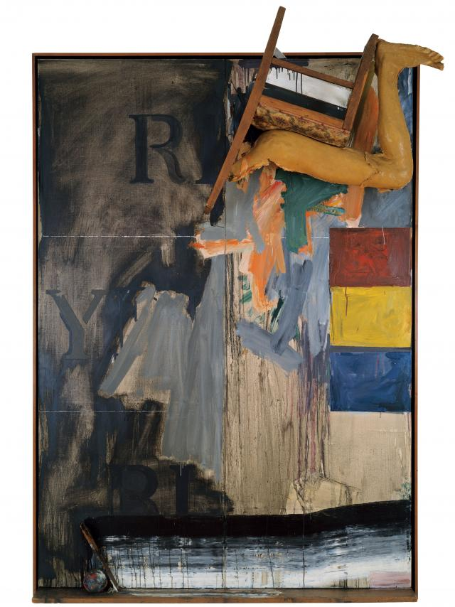 Jasper Johns,  Watchman