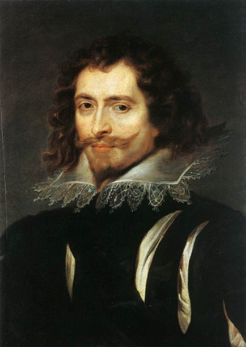 Peter Paul Rubens,  Portrait of George Villiers, First Duke of Buckingham , ca. 1625. Photo via Wikimedia Commons.