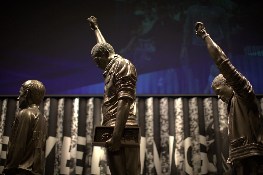 National Museum of African American History and Culture in Washington D.C.
