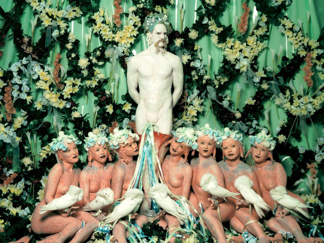 Matthew Barney's  The Cremaster Cycle