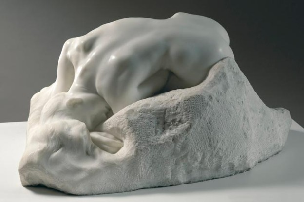 Auguste Rodin,  Danaid , 1889