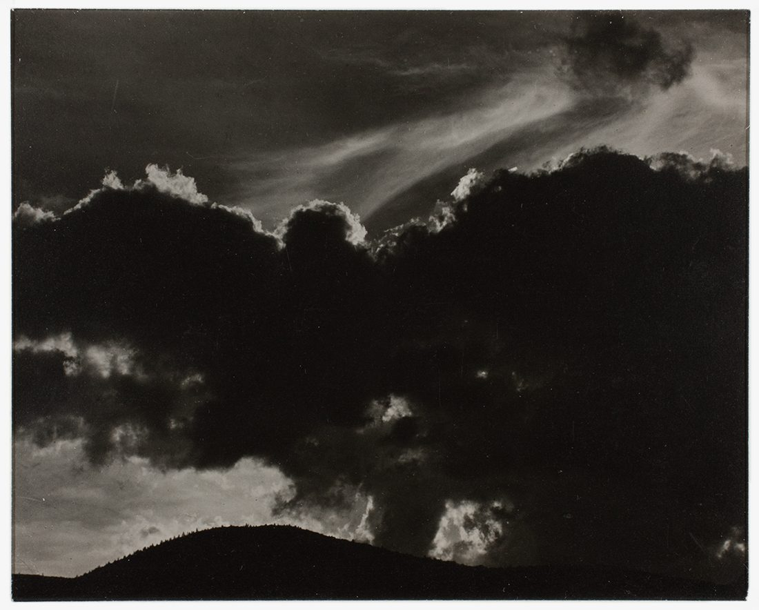 Alfred Stieglitz,  Equivalent , 1924, Gelatin Silver Print