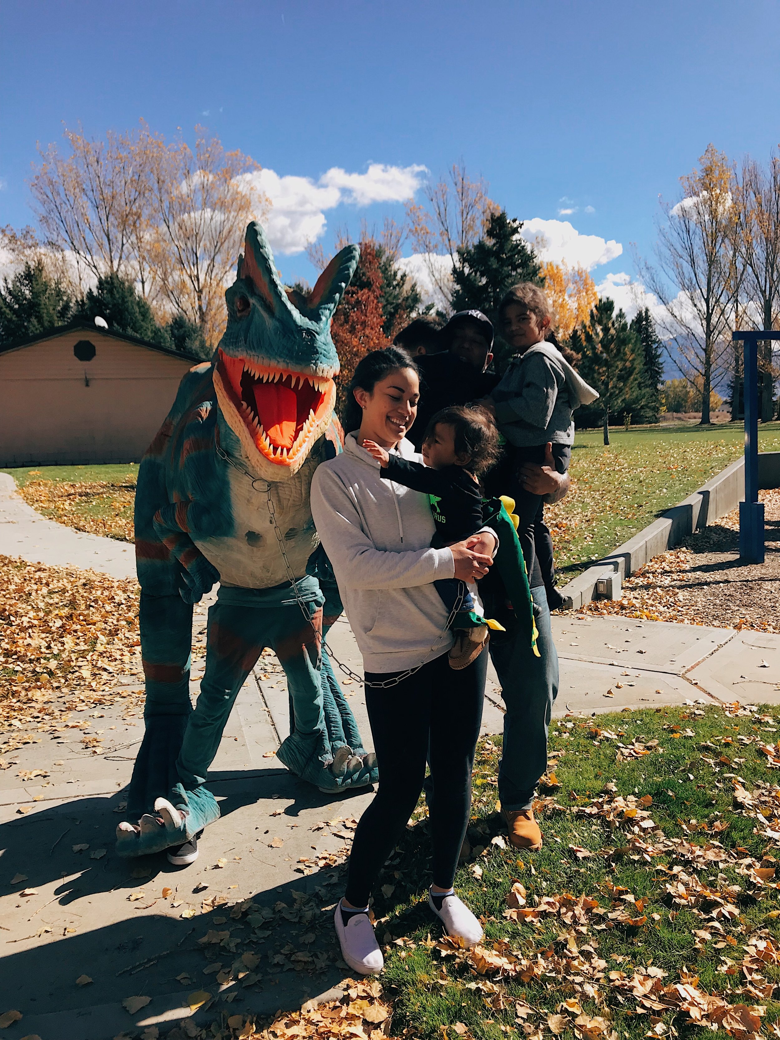 Dinosaur Birthday Party Utah