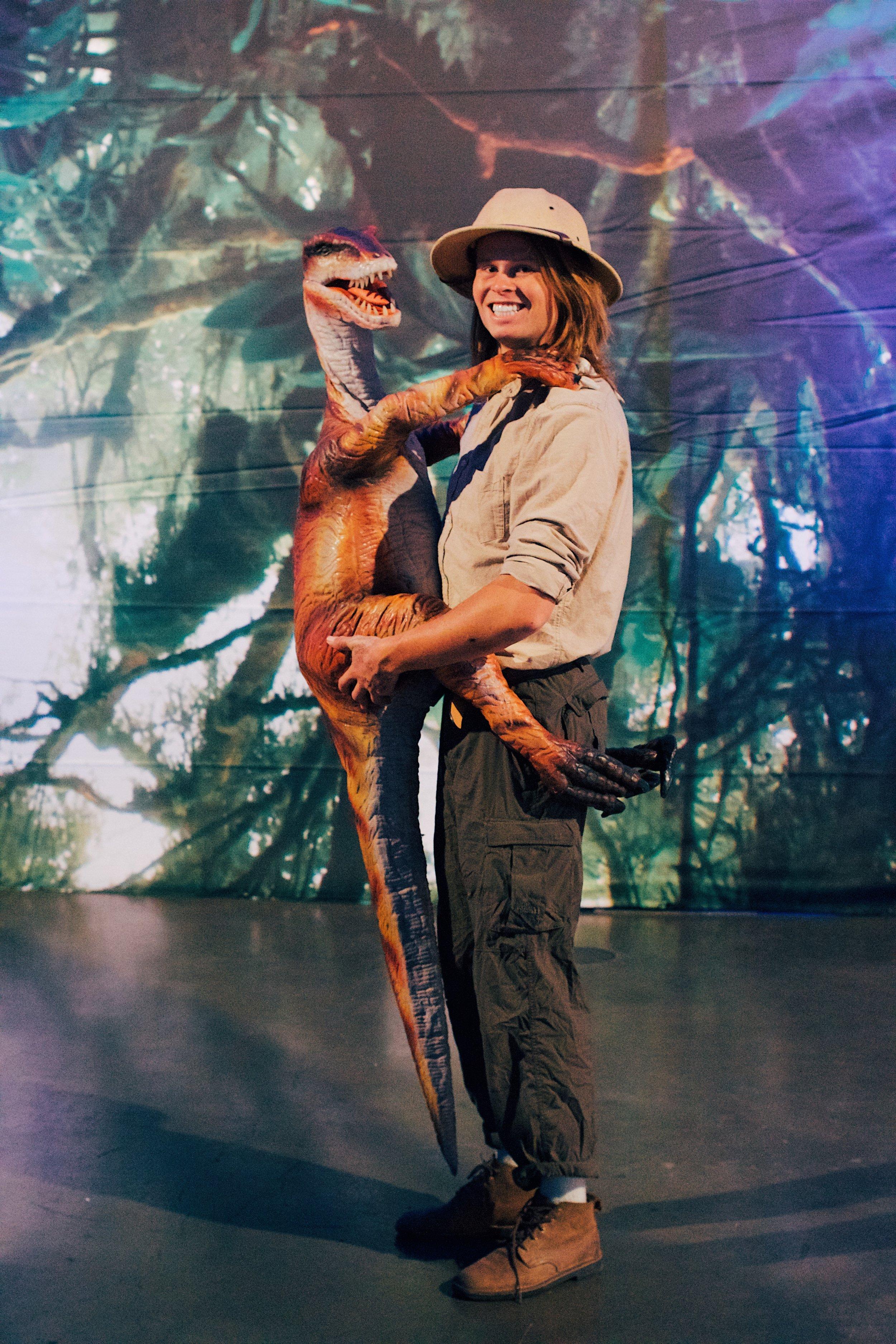 Jurassic Park Theme Corporate Event.JPG