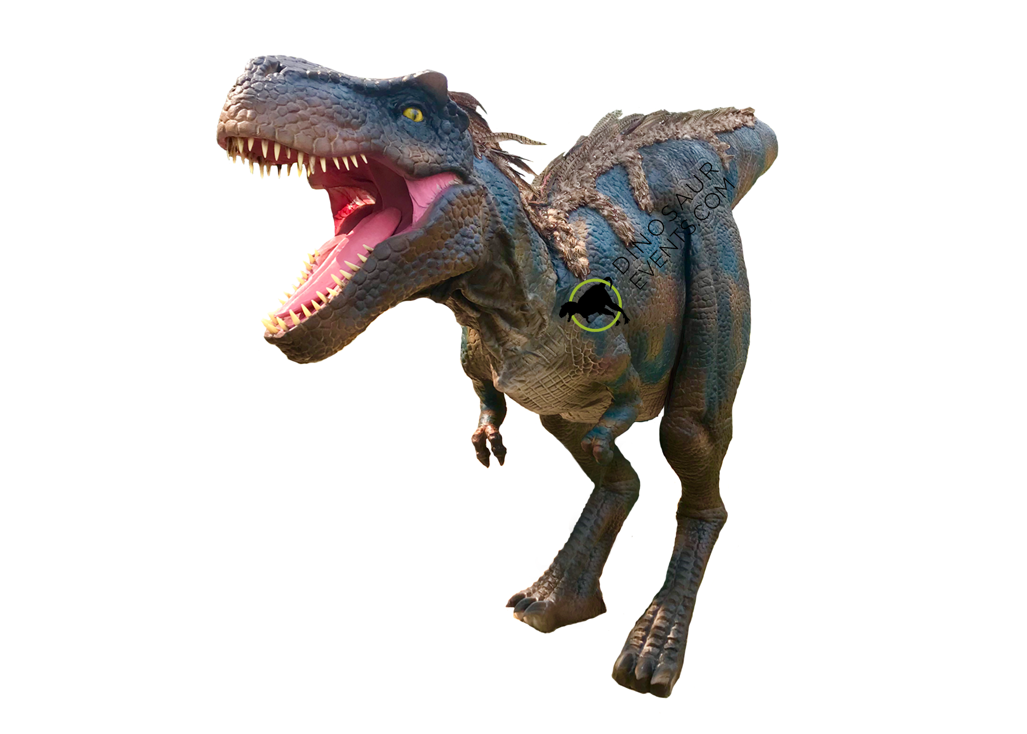 Feather Realistic Dinosaur Costume with logo.png