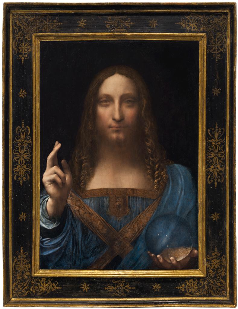 ATTENTION MAGNET: - Da Vinci, Robo-Citizens, & Amazon's Panopticon