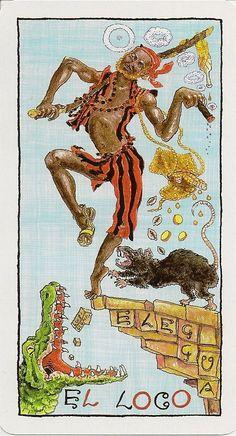 Lukumi Tarot by Caelum Rainieri, Ivory Andersen, Raphael Montoliu.jpg