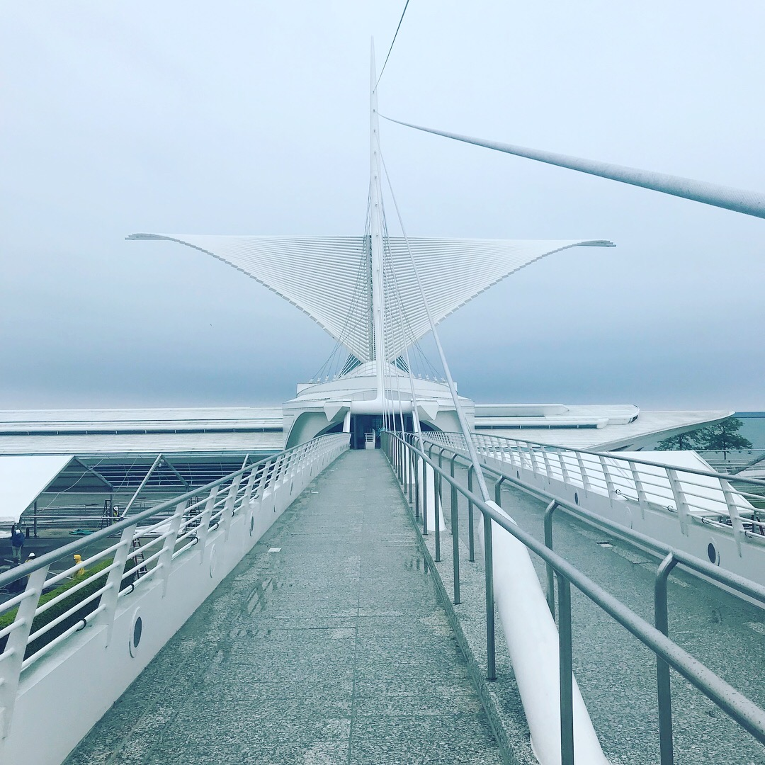 Mystery of Art history - at Milwaukee Art Museum.