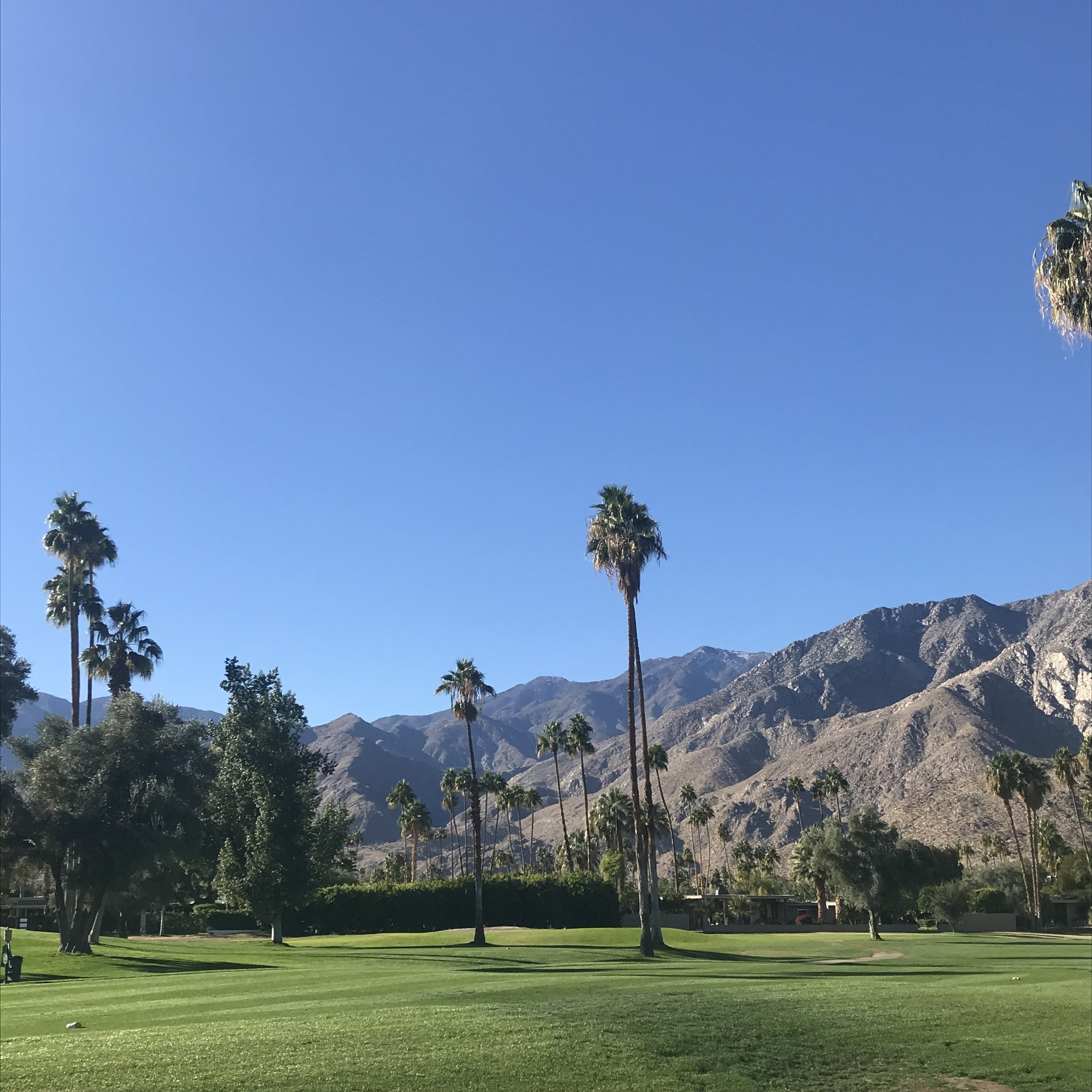 Retreat Photobook - Our 2-day Palm Spring whirlwind