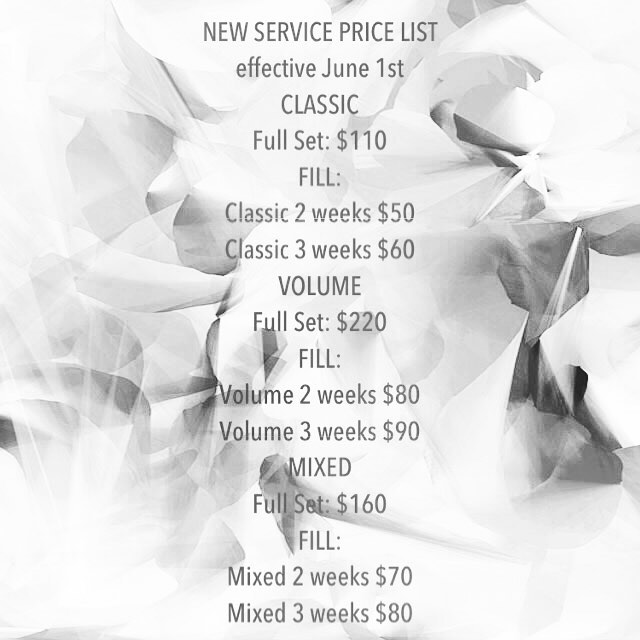 Hey lash loves! @intensifeyedbeauty wants to inform all of you babes that there will be an increase in our pricing effective on June 1. Due to us only wanting to use the highest of quality of products during our services we have been challenged with the steady increase in product prices and lowering of the Canadian dollar. It will be two years since our last price increase, and want our guest to know that this is a decision we do not take lightly. We have also made the decision to no longer offer four week fills. Thank you for you support and love 💕 . . . #lashes #instamakeup #makeupaddict #lashmaker #lashesonfleek #yyjmua #yyjlashes #yyjlashextensions # @intensifeyedbeauty #brows #yyjbrows #eyebrows #browlove #lash #yyjesthetics #yyjbeauty #beauty #womeninbusiness #womensbeauty #women #eyes #victoria #victoriabc #yyjsmallbusiness #liftandtint #lashperm #brows #yyjbrows #yyjwaxing #yyjlash #yyjlashes #classiclashes #volumelashes  #lashcourse