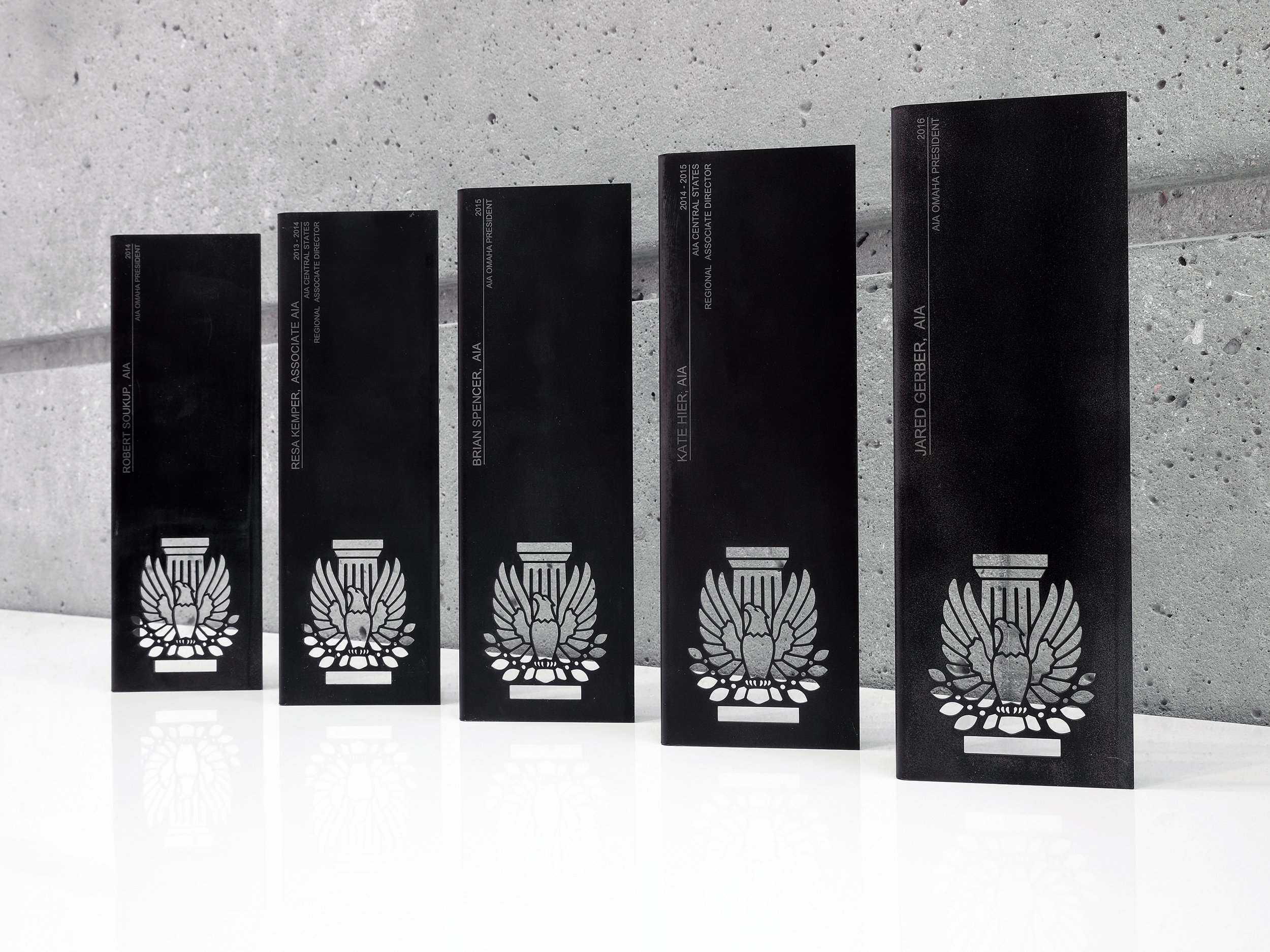 AIA Recognition: Trophy Series