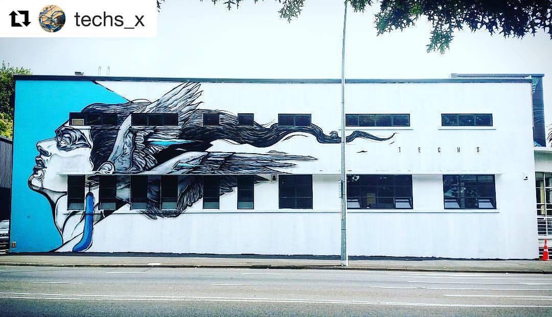 Photo provided by BOON Hamilton Street Art