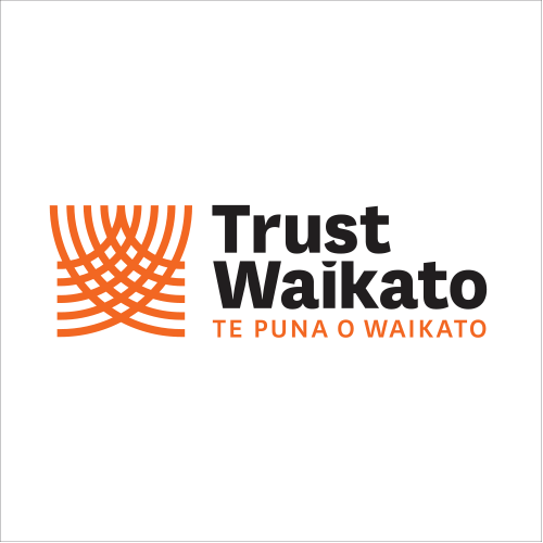Trust Waikato   Thanks to the support of Trust Waikato for powering our movement.