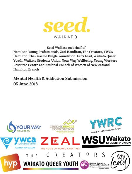 Seed Waikato Submission to the Government Inquiry Into Mental Health and Addiction.JPG
