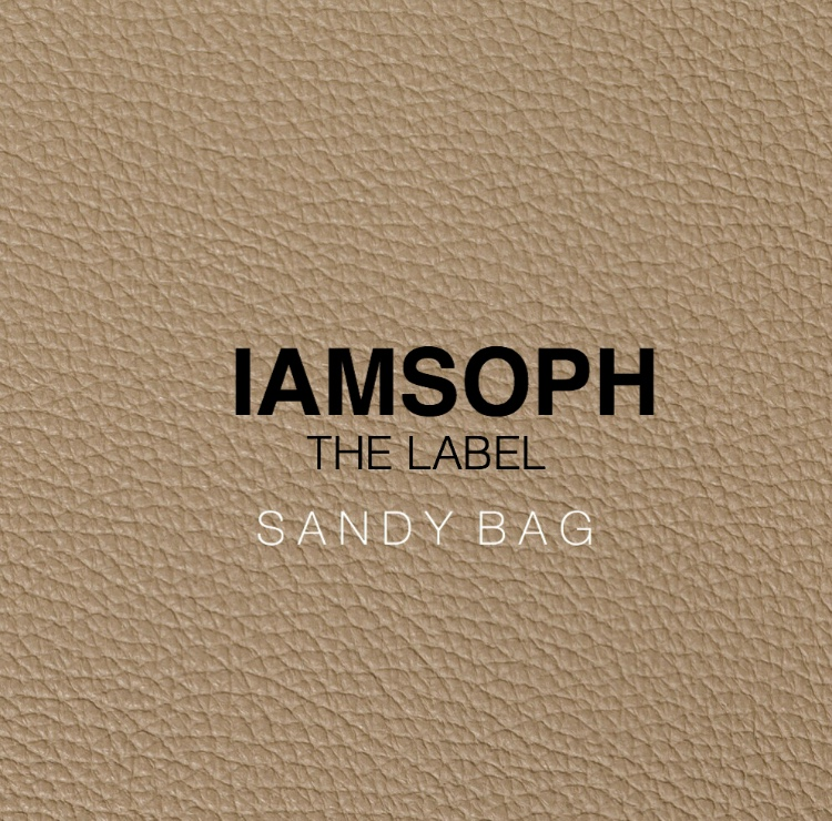 IAMSOPH THE LABEL SANDY BAG.jpg
