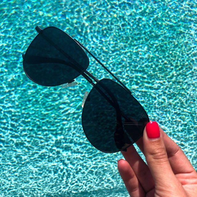 Sitting poolside with our Instinct shades. ❤️ . . . . #vyeeyewear #vyefam #signaturecollection #vyeeyewear #repost #summer #summerfashion #fashion #sunglasses #vyelife #ootd #ootdshare #instagood #wiw #wiwt #darling #LTKI #LTKSummer #LTKStyle #LTKUnder100 #liketkit #LTKtravel #LTKstyletip