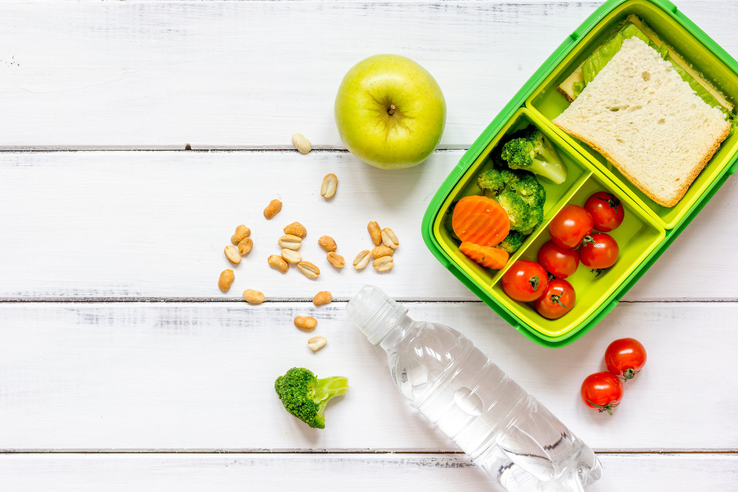 Customized healthy kids lunches delivered