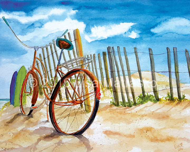 Beach Bicycle