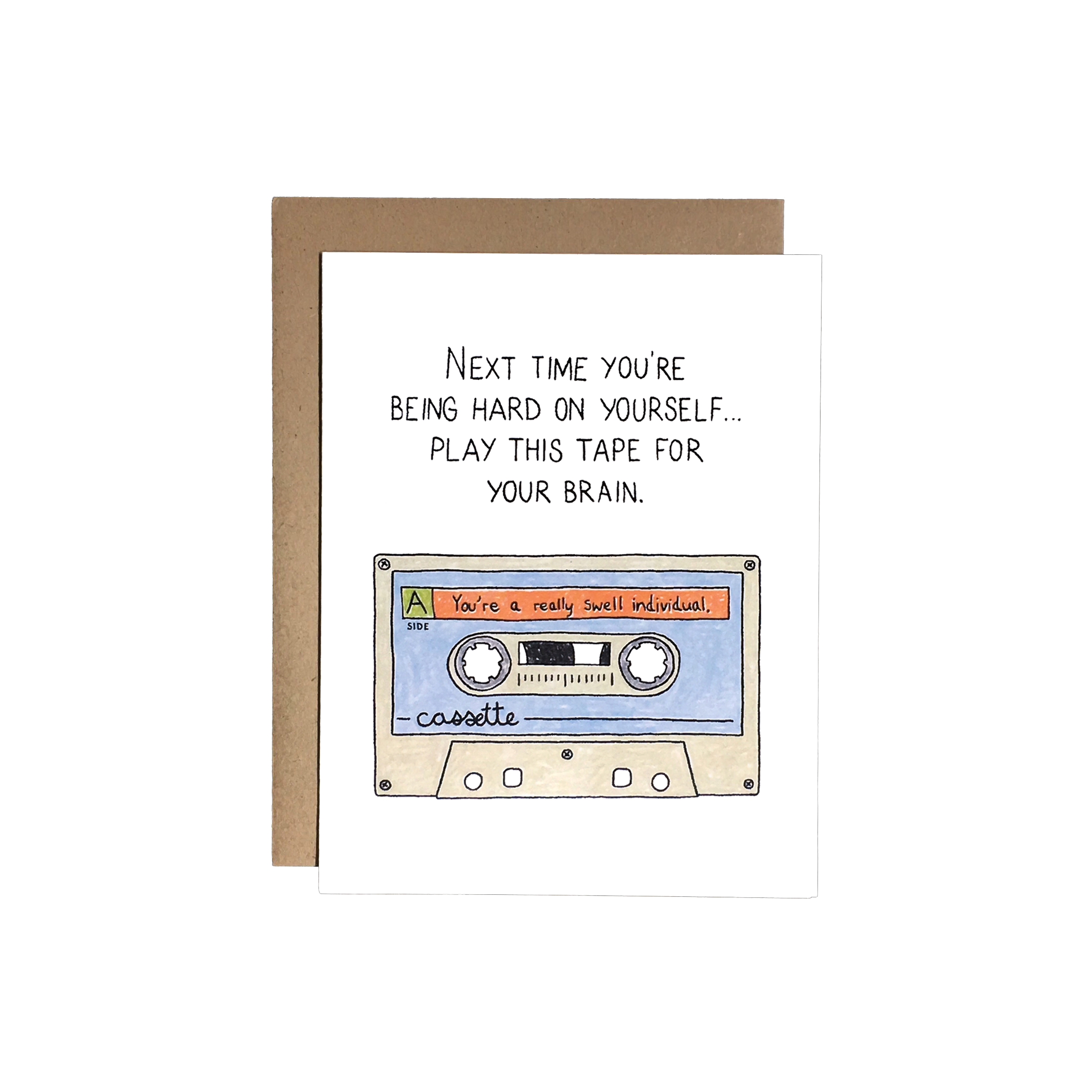 play this tape CARD