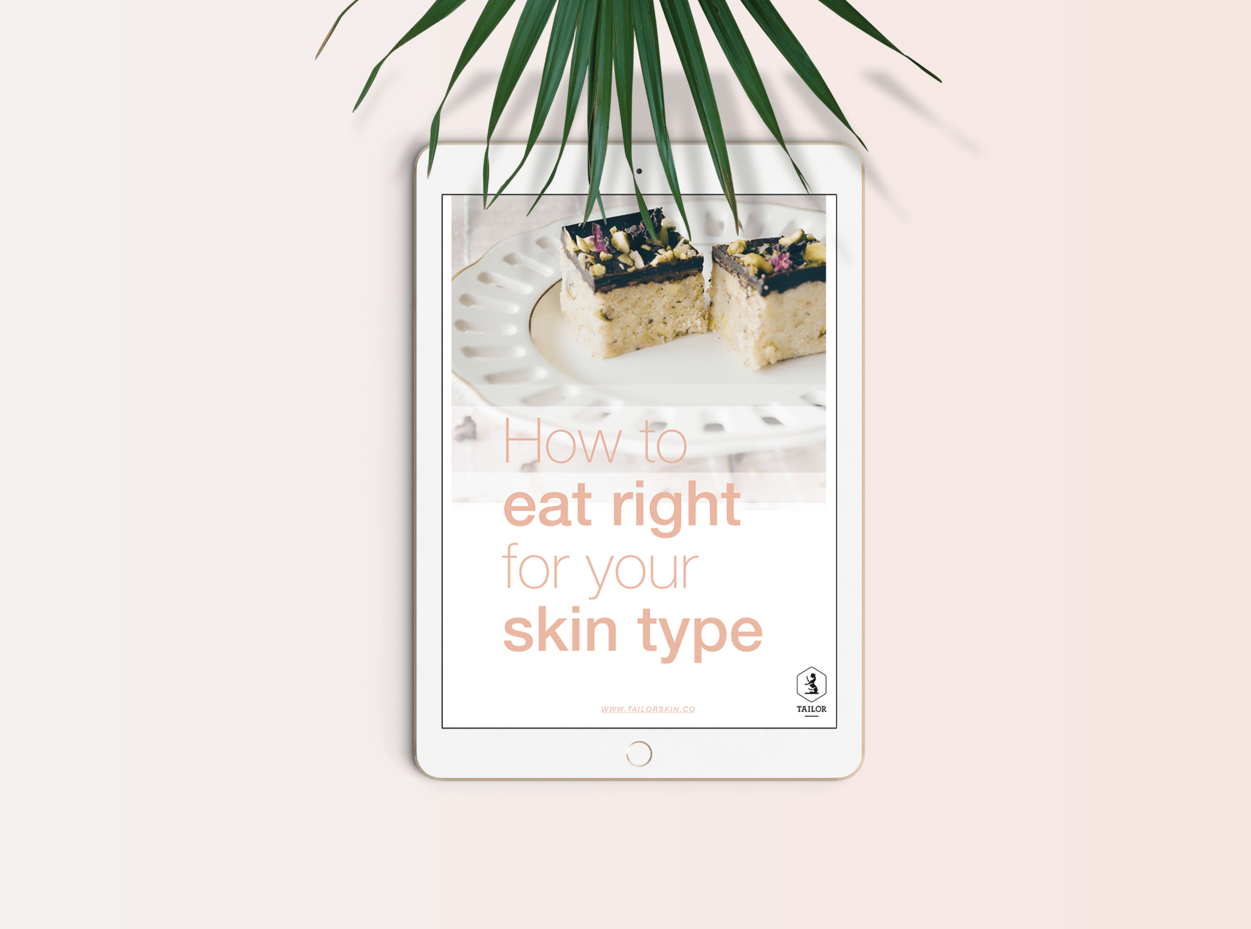 Eat right for your skin type - ebook