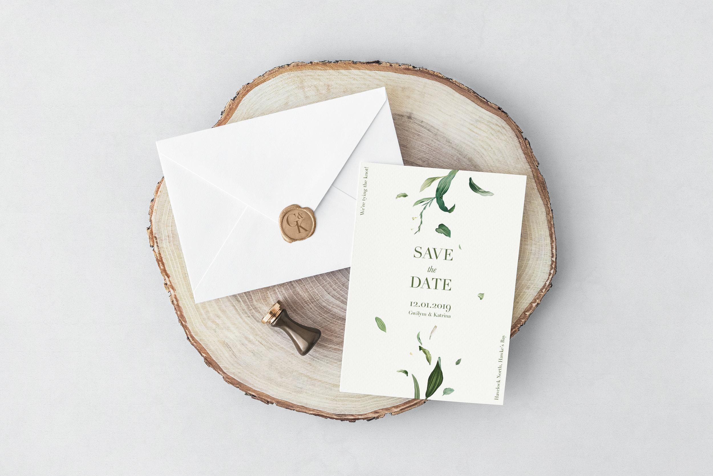 Card & Envelope