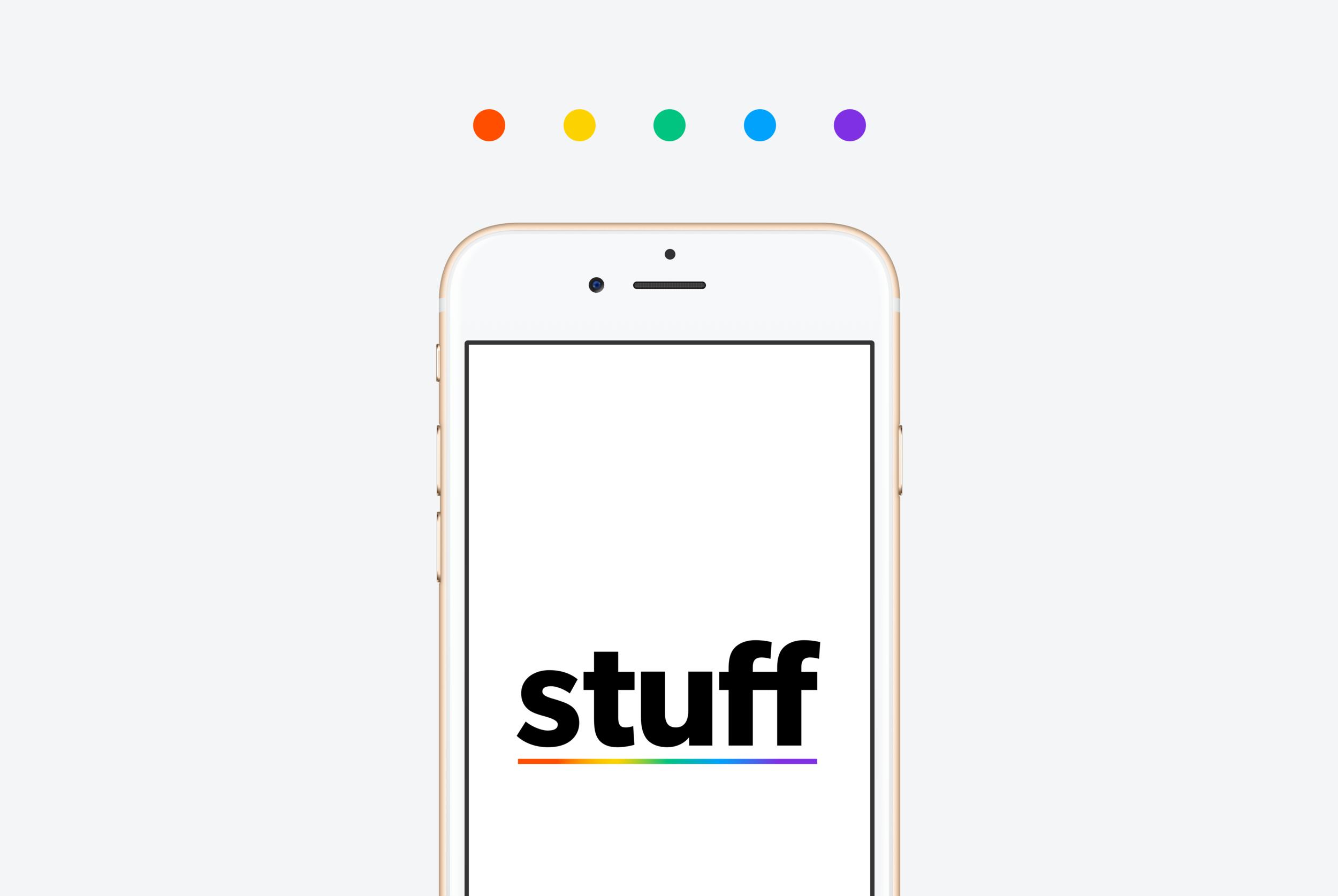 Stuff and Stuff Fibre branding