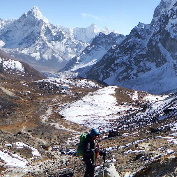FROM A LAWYER TO A MOUNTAIN NOMAD -