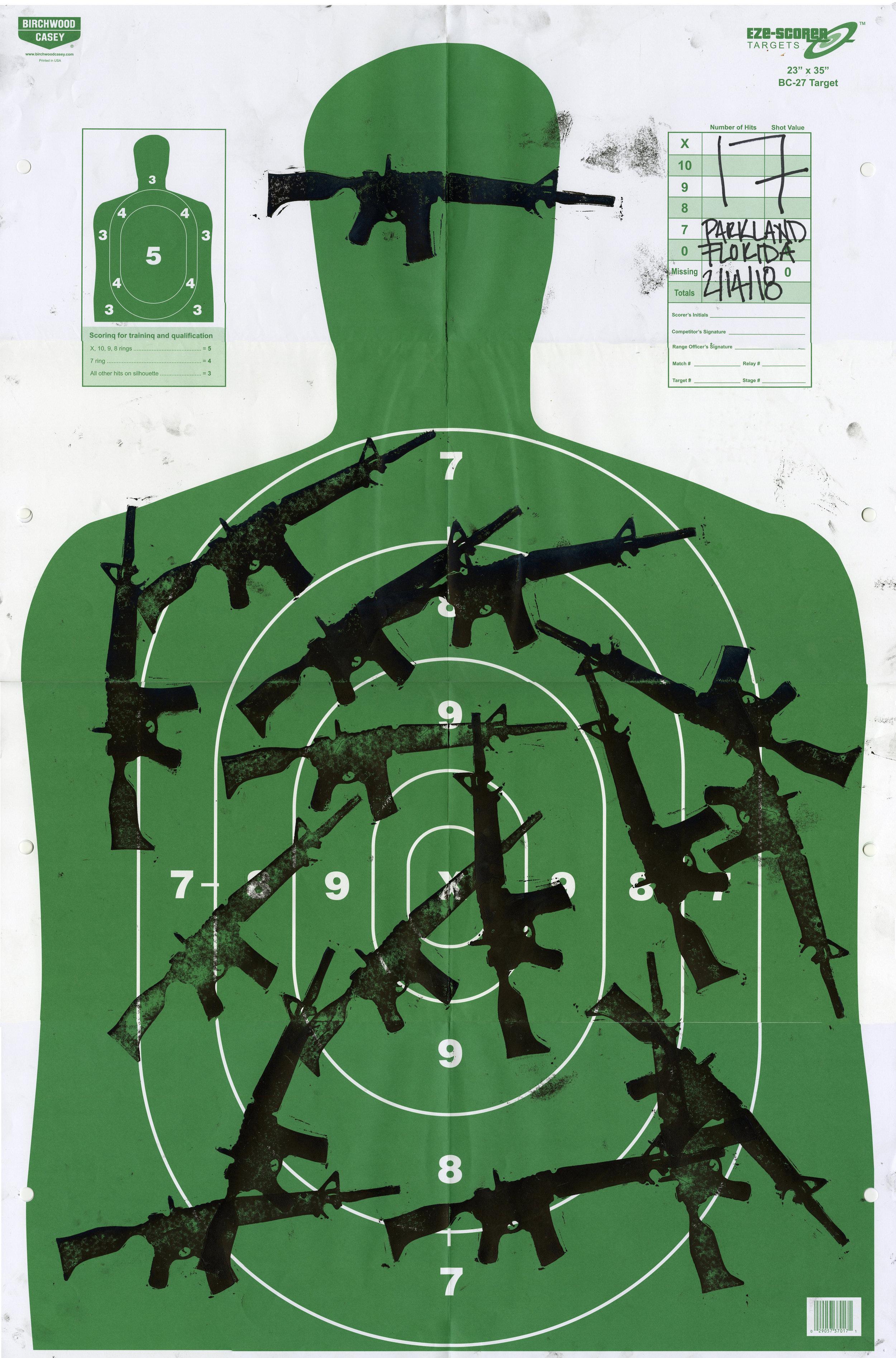 STOP FUCKING SHOOTING PEOPLE