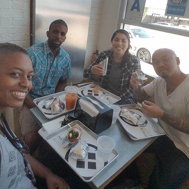 Lunch in good company is the best! But if the food is good...well that just means 𝘴𝘮𝘪𝘭𝘦𝘴 all around 😃😃😃😃!⠀⠀⠀⠀⠀⠀⠀⠀⠀ Happy #BestFriendsDay!⠀⠀⠀⠀⠀⠀⠀⠀⠀ 📸@alteregosk8ladyp ⠀⠀⠀⠀⠀⠀⠀⠀⠀ ⠀⠀⠀⠀⠀⠀⠀⠀⠀ ⠀⠀⠀⠀⠀⠀⠀⠀⠀ ⠀⠀⠀⠀⠀⠀⠀⠀⠀ #frendshipgoals #mealswithfriends#pokirrito #pokirritosd #pokebowl #pokirritosandiego #coastcreative #sushiburrito #sushirrito #sushiburritos #sandiegofoodblogger #sandiegofoodbloggers #sandiegofoodie #youstayhungrysd #sandiegofood #sdfoodie #sdfoodies  #foodofsandiego #foodsandiego #watchmeeat #eatstagram #eatersandiego #sandiegoeats
