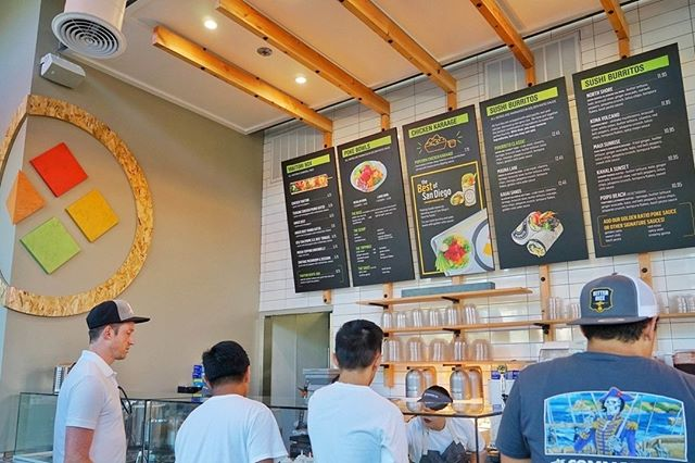 #TBT Standing over the counter like...because you can't decide #everythinglooksSOGood #nomnom ⠀⠀⠀⠀⠀⠀⠀⠀⠀ ⠀⠀⠀⠀⠀⠀⠀⠀⠀ Calling all OG Pokirrito followers, who remembers our old look?⠀⠀⠀⠀⠀⠀⠀⠀⠀ ⠀⠀⠀⠀⠀⠀⠀⠀⠀ ⠀⠀⠀⠀⠀⠀⠀⠀⠀ #pokirrito #pokirritosd #pokebowl #pokirritosandiego #coastcreative #sushiburrito #sushirrito #sushiburritos #sandiegofoodblogger #sandiegofoodbloggers #sandiegofoodie #youstayhungrysd #sandiegofood #sdfoodie #sdfoodies #sandiegofoodies #foodofsandiego #foodsandiego #watchmeeat #eatstagram #eatersandiego #sandiegoeats #sandieogeater #foodstagram #foodgrammers #sandiegosushi #cheetorito