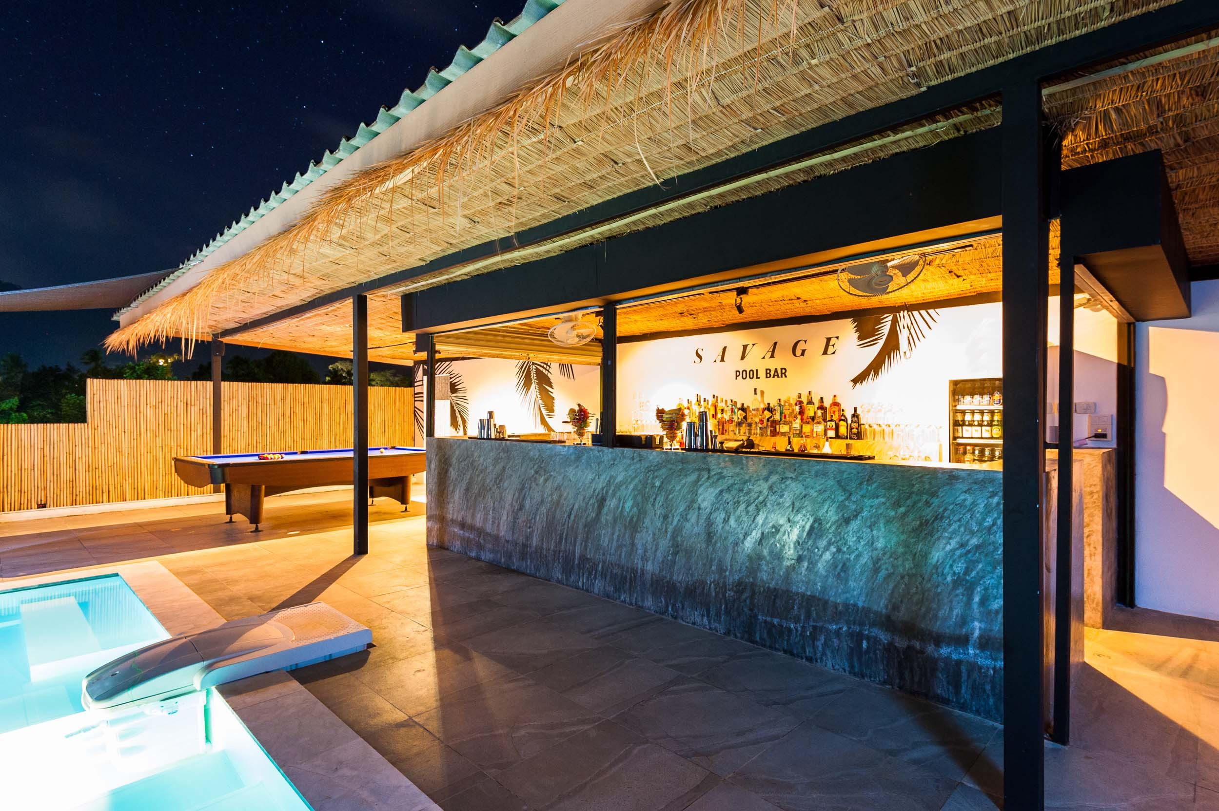 Hostel Bar - Koh Tao