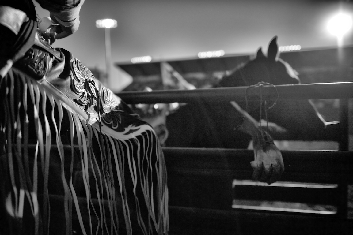 Behind the chutes - Opinions, raw and real.