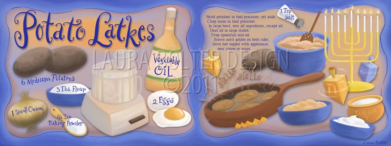 Latke Recipe