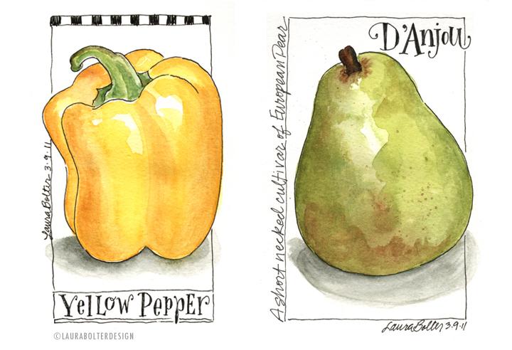 Lesson 1: Fruit