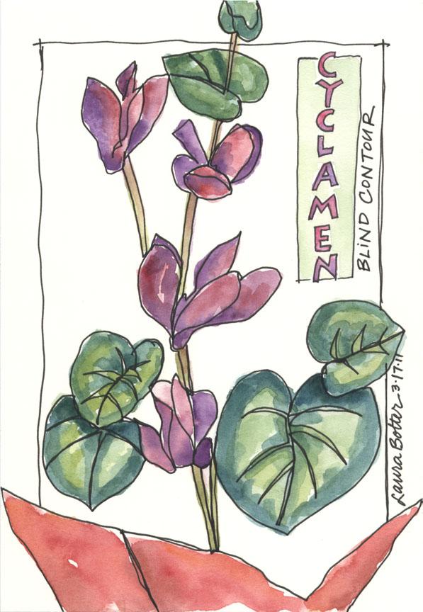 Sketchbook Watercolor Class