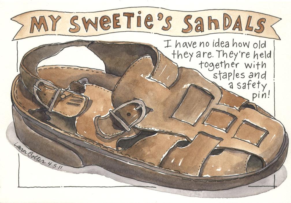 Sweetie's Sandals