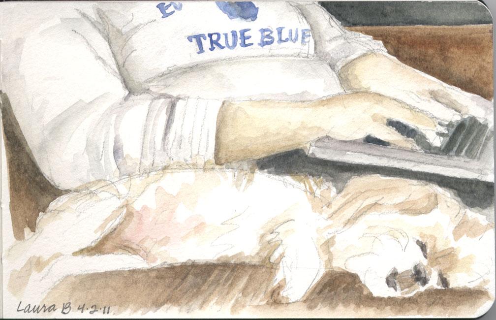 Pearl: A True Blue Friend