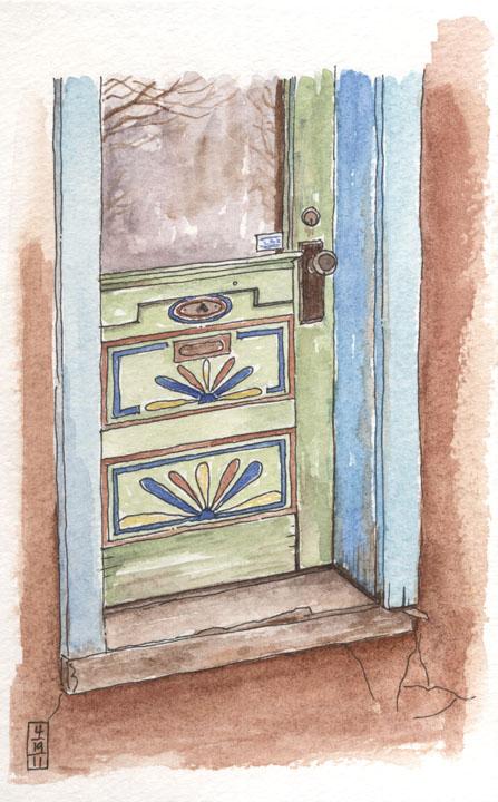 Santa Fe Door-2