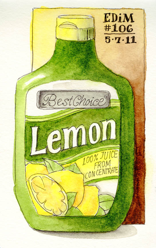 EDiM 106 Lemon juice